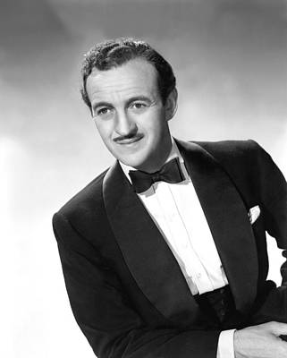 1951 Movies Photograph - Happy Go Lovely, David Niven, 1951 by Everett