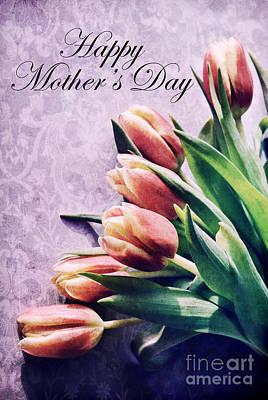 Happy Mothers Day Art Print