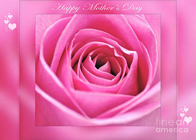 Photograph - Happy Mother's Day by Kaye Menner