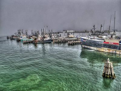 Photograph - Harbor Dawn by Paul Wear