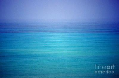 Water Photograph - Hard Rain On The Ocean by Gib Martinez