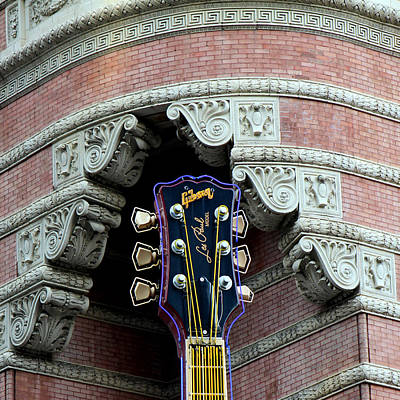 Photograph - Hard Rock Philadelphia by Andrew Fare
