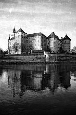 Hartenfels Castle Art Print by Falko Follert