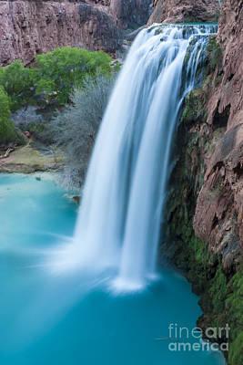 Havasu Falls I Print by Scotts Scapes