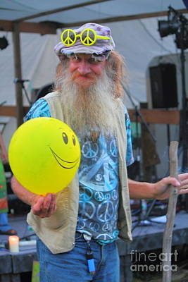 Counterculture Photograph - Have A Hippie Day by Jesse Ciazza