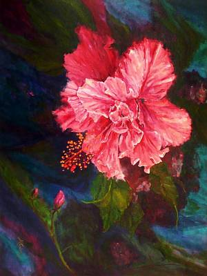 Marie Green Painting - Hawaiian Favourite by Marie Green