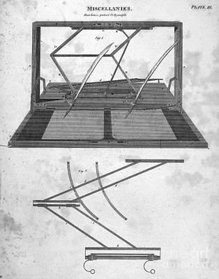 Hawkins Polygraph, 1803 Print by Granger