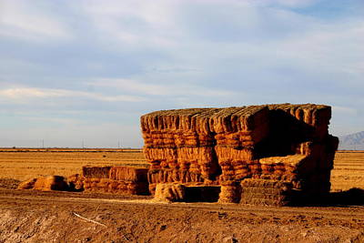 Photograph - Hay Stack by Scott Brown
