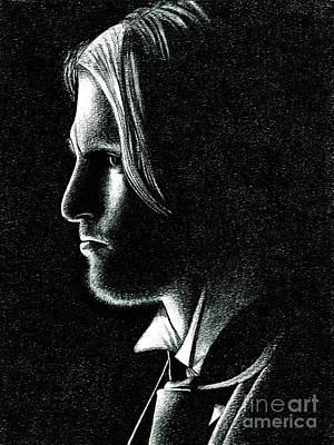 Haymitch Abernathy Art Print