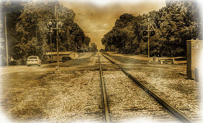Photograph - Heading South-vintage Style by Barry Jones