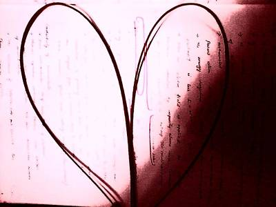 Photograph - Heart by Poornima M