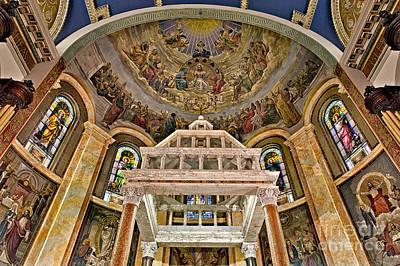 God Photograph - Heavenly Altar by Susan Candelario