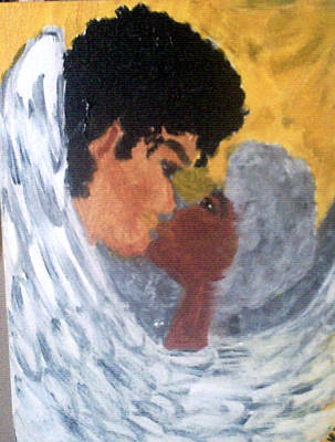 Painting - Heavenly Embrace by Violette Meier