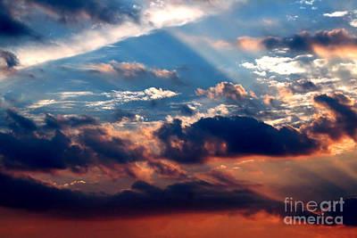 Photograph - Heavens Above 2 by Susan Stevenson