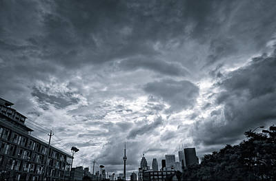 Photograph - Heavy Sky by Luba Citrin