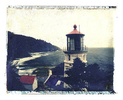 Photograph - Heceta Head Light House by Joe  Palermo