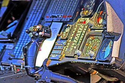 Heli Cockpit Original