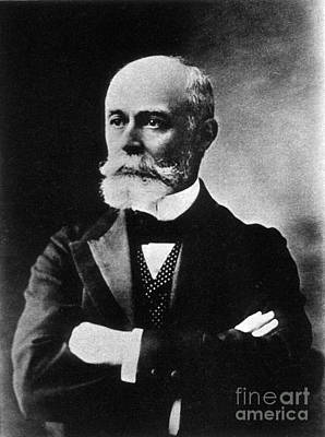 Henri Becquerel, French Physicist Art Print by Science Source