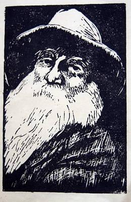 Henry David Thoreau Painting - Henry by Andrew Jagniecki