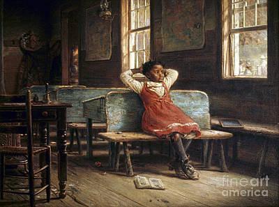 Photograph - Henry: Kept In, 1888 by Granger