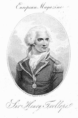 Naval College Photograph - Henry Trollope (1756-1839) by Granger