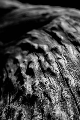 Photograph - Wood Detail by Vintage Pix