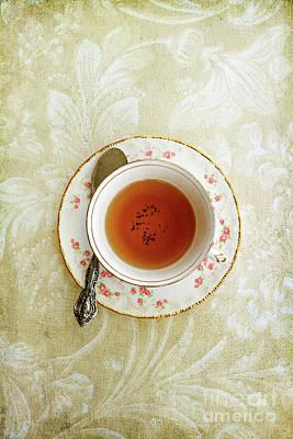 Herbal Tea Art Print by Stephanie Frey
