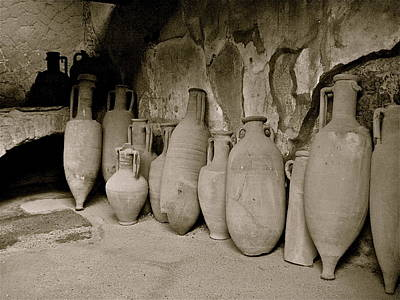 Photograph - Herculaneum Pottery by Eric Tressler