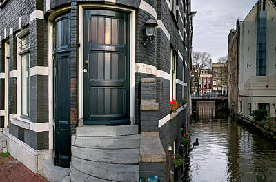 Photograph - Herengracht 395 Bis. Amsterdam by Juan Carlos Ferro Duque