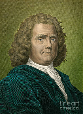 Herman Boerhaave, Dutch Physician Art Print by Science Source