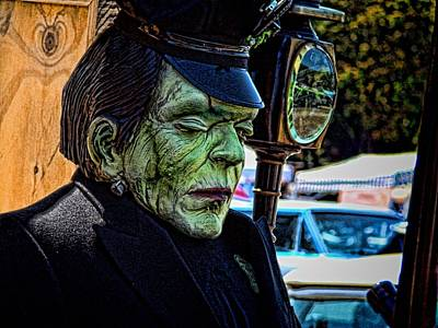 Photograph - Herman Munster by Tim McCullough