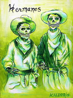 Hermanos Original by Heather Calderon