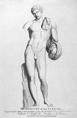 Hermes Wall Art - Photograph - Hermes/mercury by Granger