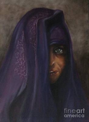 Painting - Hidden by Annemeet Hasidi- van der Leij