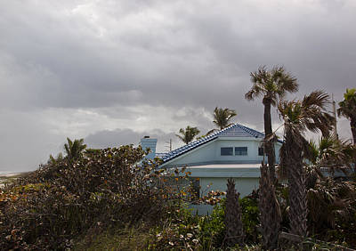 Vermeer Rights Managed Images - Hidden Florida Beach Cottage Royalty-Free Image by Allan  Hughes
