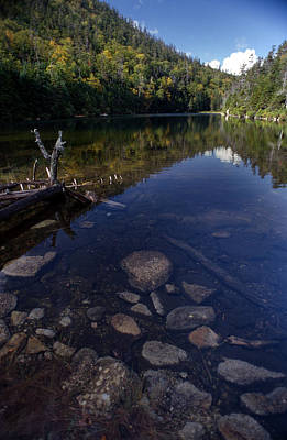 New Hampshire Tours Photograph - Hidden Pond by Skip Willits
