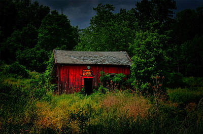 Photograph - Hidden Valley Farm by Emily Stauring