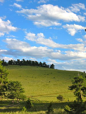 Photograph - High Clouds In High Colorado by Sarah Gayle Carter