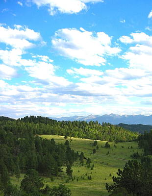 Photograph - High Colorado by Sarah Gayle Carter