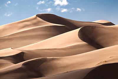 Photograph - High Dune by Adam Pender