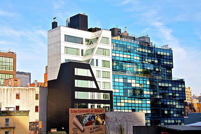 Photograph - High Line Print 16 by Terry Wallace