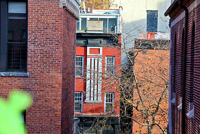 Photograph - High Line Print 21 by Terry Wallace