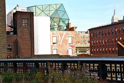 Photograph - High Line Print 8 by Terry Wallace