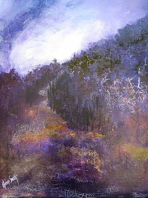 Painting - High Nature Trail by Gary Smith