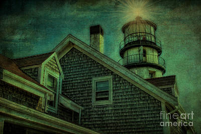Photograph - Highland Lighthouse by Gina Cormier