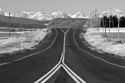 Photograph - Highway 52   by James BO  Insogna