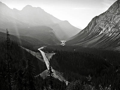 Photograph - Highway 93a by RicardMN Photography
