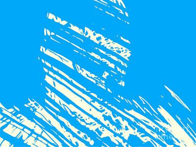 Him  Art Print by Pixel Chimp