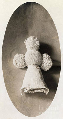 Photograph - Hine: Doll, 1908 by Granger
