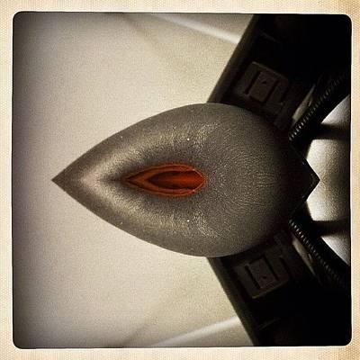 Scifi Wall Art - Photograph - #hipstamatic #photowizard #weird by Nicolas Marois